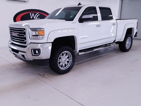 2016 GMC Sierra 2500HD for sale in Hazlehurst, GA