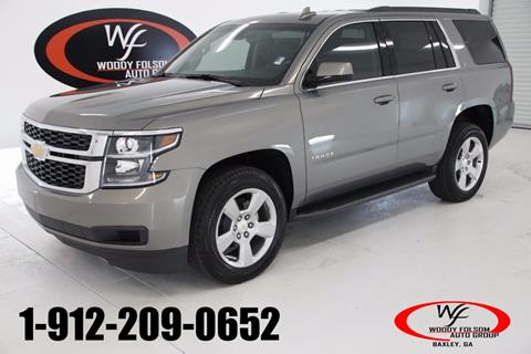 2018 Chevrolet Tahoe for sale in Hazlehurst, GA