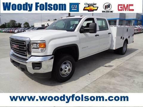 Gmc sierra 3500 for sale new york for Woody folsom