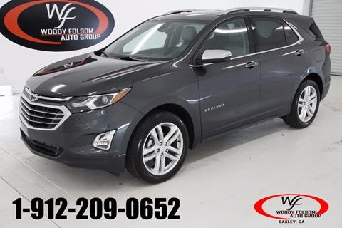 2018 Chevrolet Equinox for sale in Hazlehurst, GA