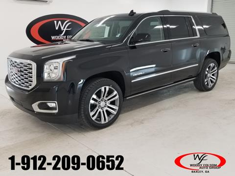 gmc yukon xl for sale in georgia. Black Bedroom Furniture Sets. Home Design Ideas