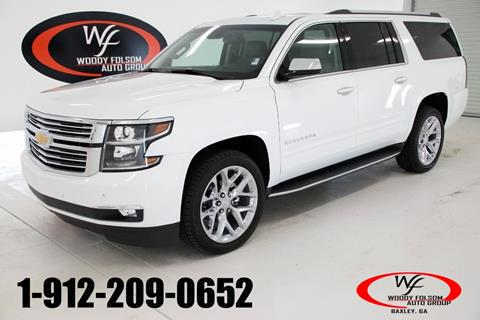 2018 Chevrolet Suburban for sale in Hazlehurst, GA