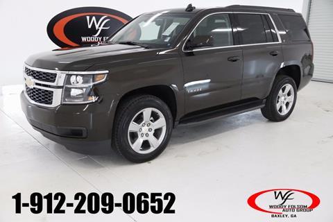 2018 Chevrolet Tahoe for sale in Hazlehurst, GA