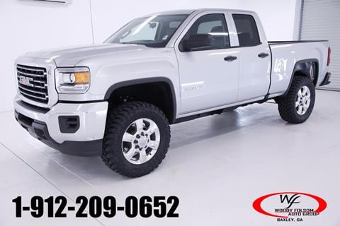 2017 GMC Sierra 2500HD for sale in Hazlehurst, GA