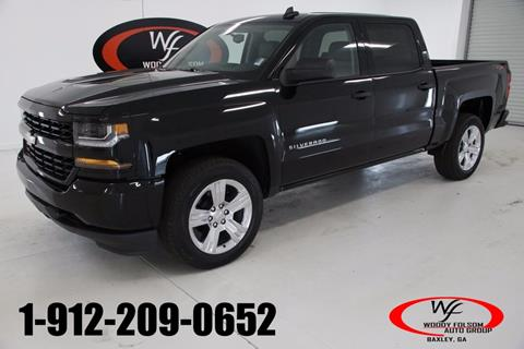 2018 Chevrolet Silverado 1500 for sale in Hazlehurst, GA