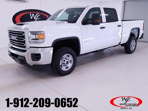 2018 GMC Sierra 2500HD for sale in Hazlehurst, GA