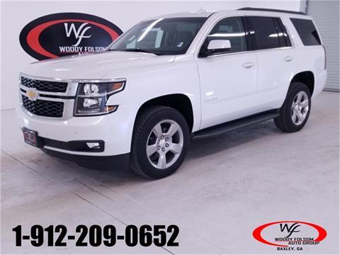 Woody Folsom Chevy Tahoe >> SUVs For Sale in Hazlehurst, GA - Carsforsale.com