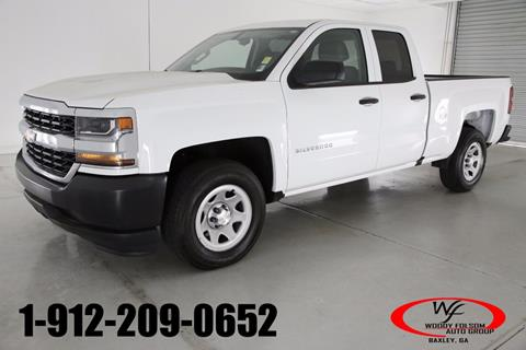 2017 Chevrolet Silverado 1500 for sale in Hazlehurst, GA