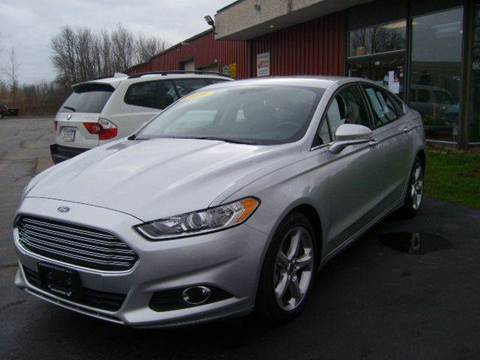 2016 Ford Fusion for sale in Honeoye Falls, NY