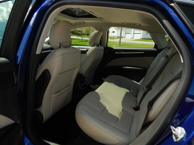 2014 Ford Fusion Titanium 4dr Sedan - Norwood MN