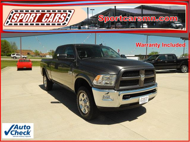 2016 RAM Ram Pickup 2500 4x4 Outdoorsman 4dr Crew Cab 6.3 ft. SB Pickup - Norwood MN