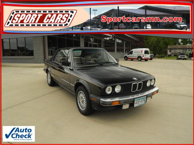 1989 BMW 3 Series 325i 2dr Convertible - Norwood MN