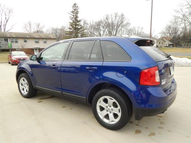 2013 Ford Edge SEL AWD 4dr SUV - Norwood MN
