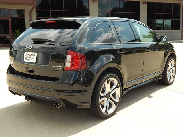 2014 ford edge sport awd 4dr suv in norwood mn sport cars. Black Bedroom Furniture Sets. Home Design Ideas
