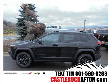 2017 Jeep Cherokee for sale in Alpine, WY