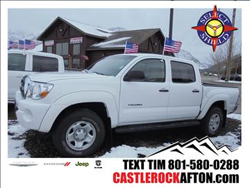 2011 Toyota Tacoma for sale in Alpine, WY