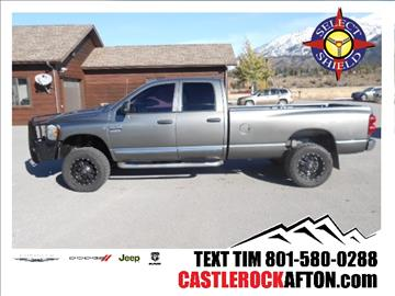2007 Dodge Ram Pickup 3500 for sale in Alpine, WY