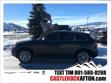 2012 Audi Q5 for sale in Alpine, WY