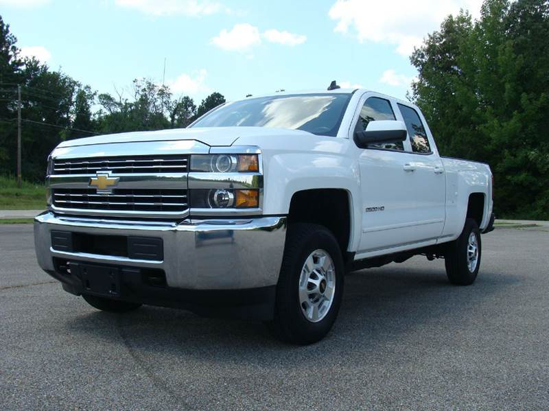 2015 Chevrolet Silverado 2500HD 4x2 LT 4dr Double Cab SB - Corinth MS