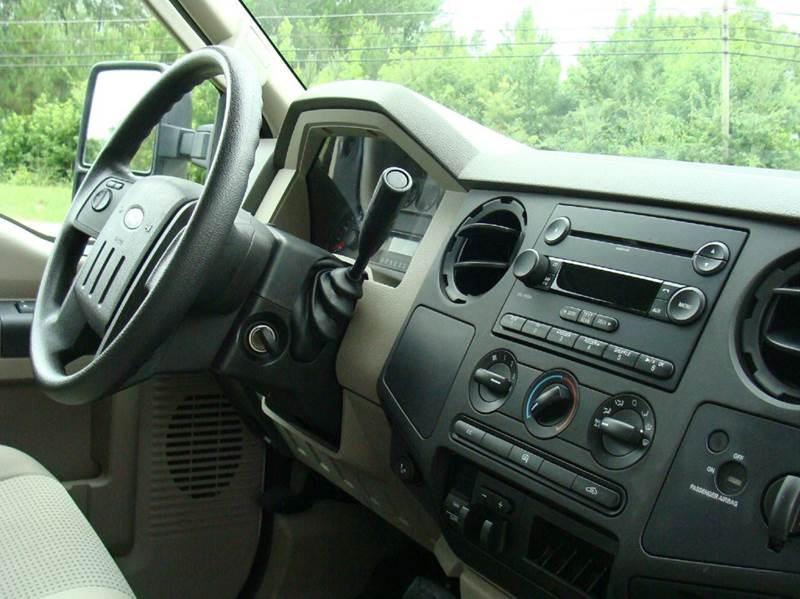 2008 Ford F-350 Super Duty XL 4dr SuperCab LB RWD w/10K Package - Corinth MS