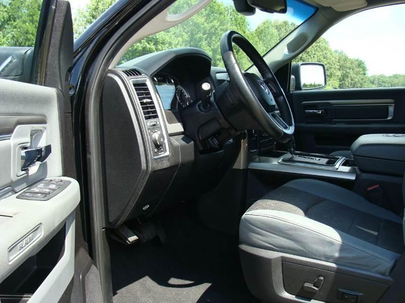 2013 RAM Ram Pickup 1500 4x4 Big Horn 4dr Quad Cab 6.3 ft. SB Pickup - Corinth MS