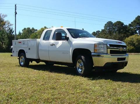 2011 Chevrolet Silverado 2500HD for sale in Corinth, MS