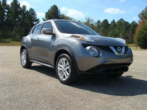2015 Nissan JUKE for sale in Corinth, MS