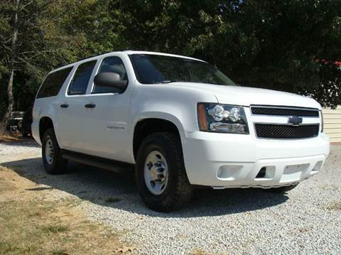 2011 Chevrolet Suburban for sale in Corinth, MS