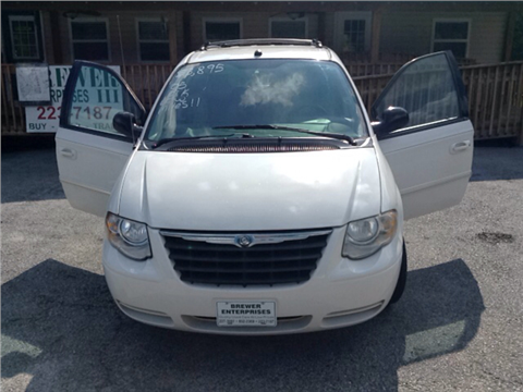 2005 Chrysler Town and Country for sale in Greenwood, SC