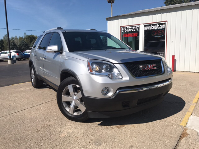 gmc acadia buy drive review test car new photo expert exterior