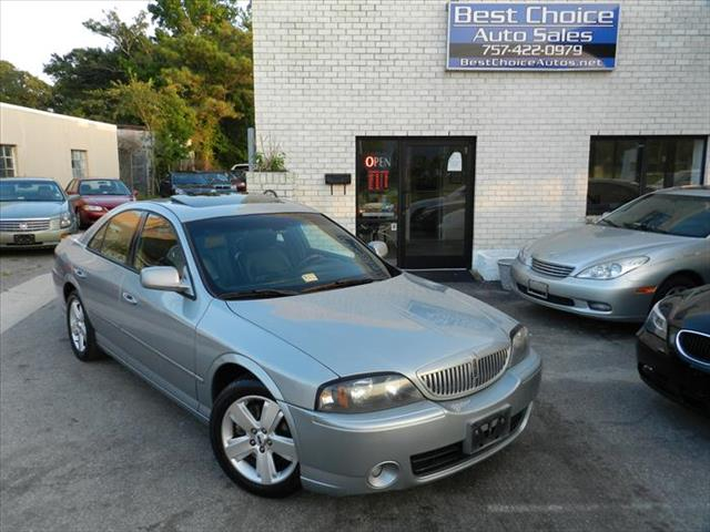 2006 Lincoln LS for sale in Virginia Beach VA