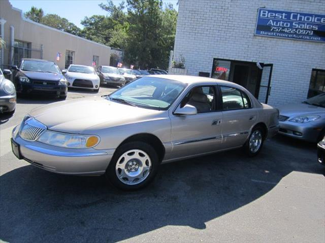 1998 Lincoln Continental for sale in Virginia Beach VA