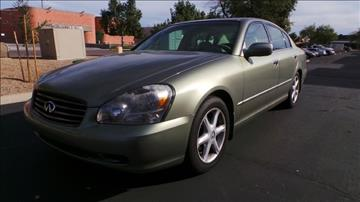 2002 Infiniti Q45 for sale in Phoenix, AZ