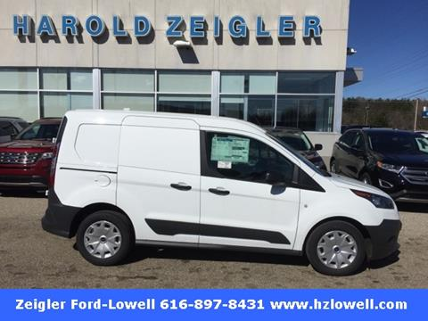 2017 Ford Transit Connect Cargo for sale in Lowell, MI