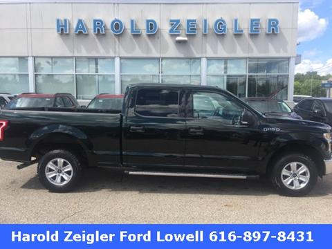 2015 Ford F-150 for sale in Lowell MI