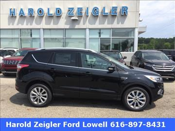 2017 Ford Escape for sale in Lowell, MI