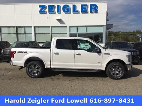 2017 Ford F-150 for sale in Lowell MI