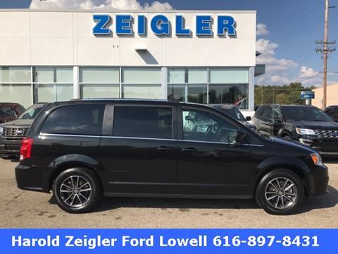 2017 Dodge Grand Caravan for sale in Lowell MI