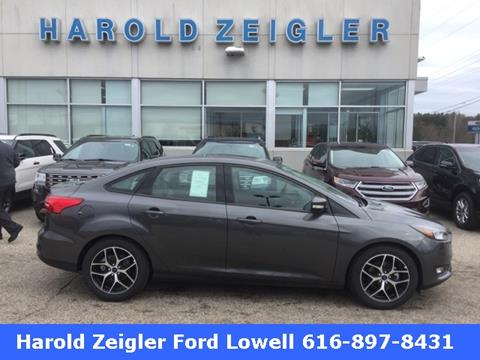 2017 Ford Focus for sale in Lowell, MI