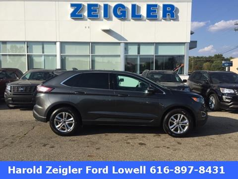 2016 Ford Edge for sale in Lowell MI