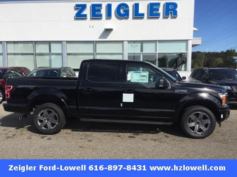 2018 Ford F-150 for sale in Lowell MI