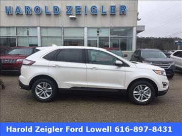 2017 Ford Edge for sale in Lowell, MI