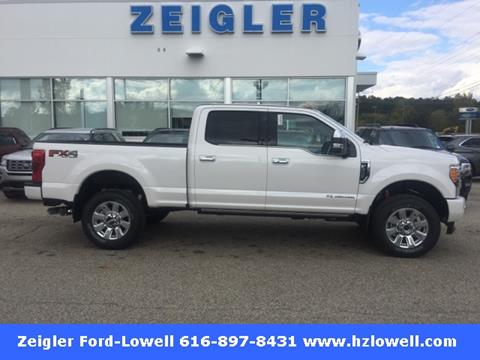 2017 Ford F-350 Super Duty for sale in Lowell, MI