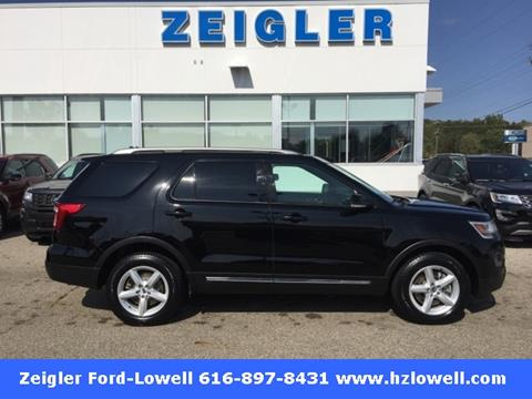 2016 Ford Explorer for sale in Lowell MI