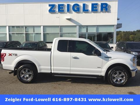 2016 Ford F-150 for sale in Lowell MI
