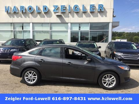 2016 Ford Focus for sale in Lowell, MI