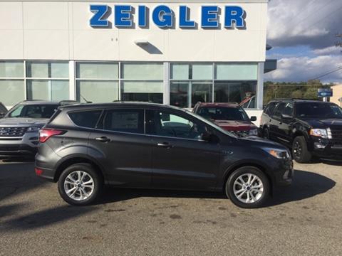 2017 Ford Escape for sale in Lowell, MI