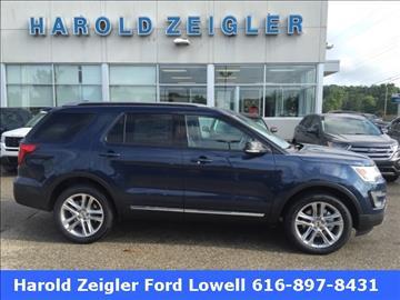 SUVs For Sale Lowell, MI - Carsforsale.com