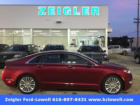 2015 Lincoln MKZ for sale in Lowell, MI