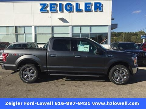 2018 Ford F-150 for sale in Lowell, MI
